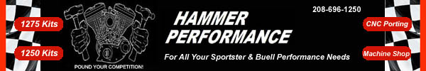Hammer Performance Banner