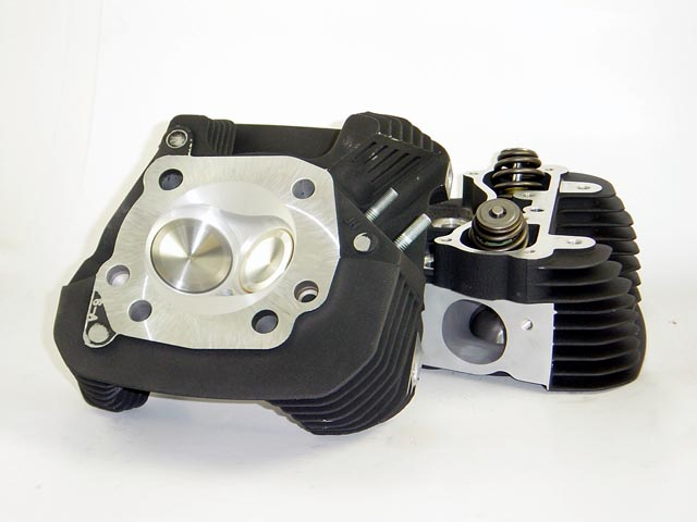 HAMMER PERFORMANCE CNC Ported XLH1200 Cylinder Heads