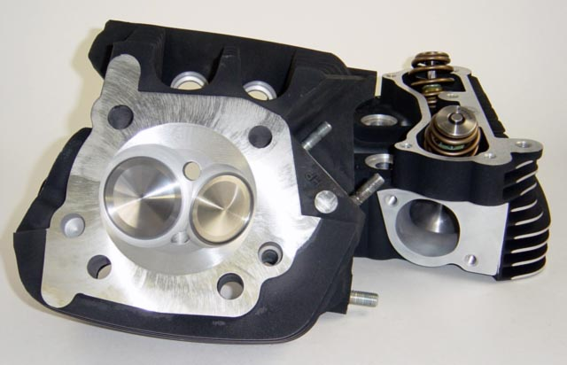 CNC Ported XL1200S Sportster Heads