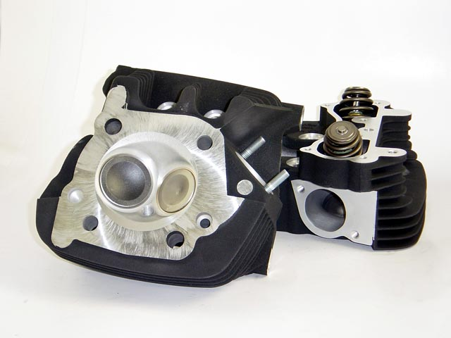 HAMMER PERFORMANCE CNC Ported Buell Thunderstorm Cylinder Heads