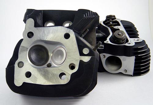 CNC Ported 2004-2006 Harley Davidson XL1200 Heads
