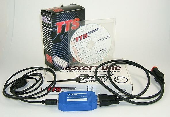 TTS Mastertune and Cable for Harley Davidson Sportster Models